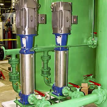 filtration services installation